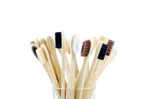 Green dentistry - Bamboo Toohbrush